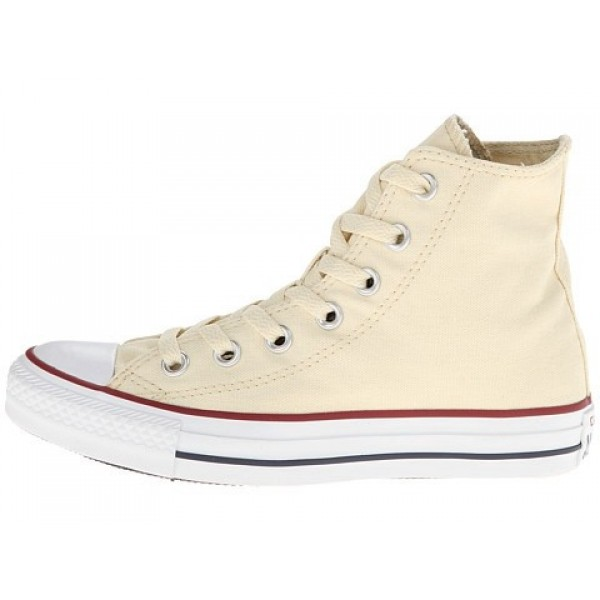 Converse Chuck Taylor All Star Core Hi Natural White Men's Shoes