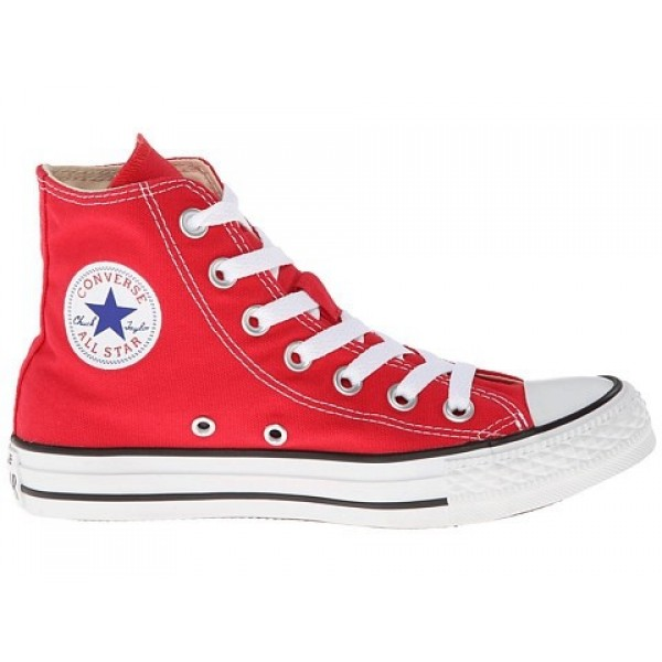 Converse Chuck Taylor All Star Core Hi Red Men's S...