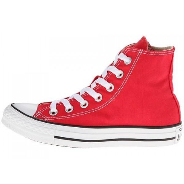 Converse Chuck Taylor All Star Core Hi Red Men's Shoes
