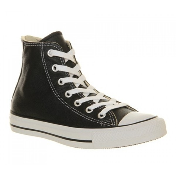 Converse Ctas Back Zip Black Unisex Shoes