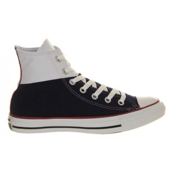 Converse Ctas Hi Collar Break Dozer Blue Varsity Unisex Shoes