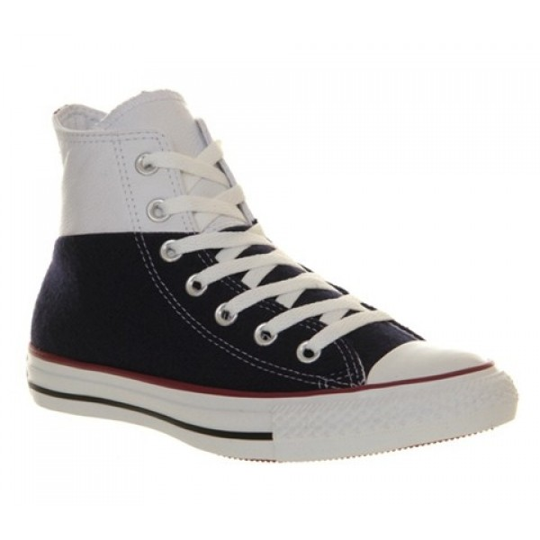 Converse Ctas Hi Collar Break Dozer Blue Varsity Unisex Shoes