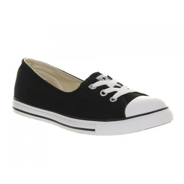 Converse Dance Lace Black Women's Shoes