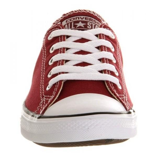 Converse Ctas Fancy Maroon Exclusive Women's Shoes