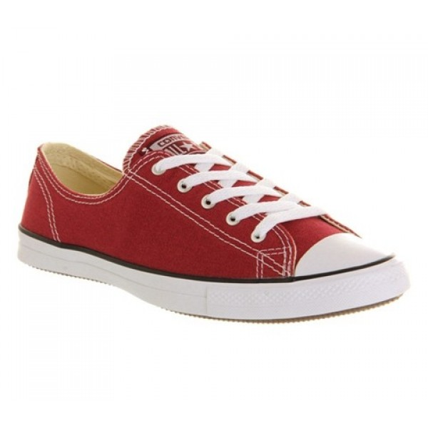 Converse Ctas Fancy Maroon Exclusive Women's Shoes
