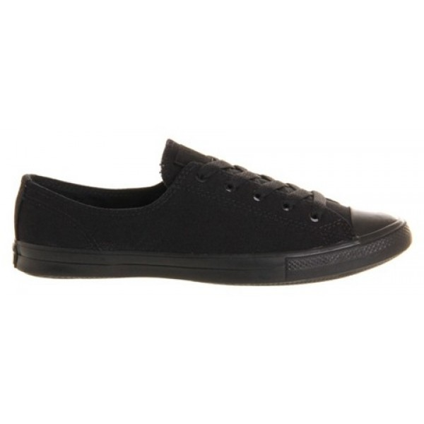 Converse Ctas Fancy Black Mono Exclusive Women's Shoes