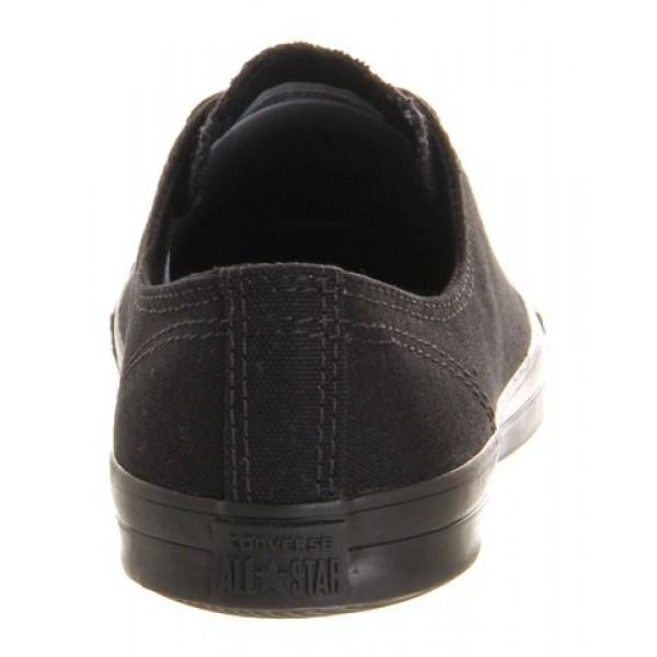 Converse Ctas Fancy Black Mono Exclusive Women's Shoes