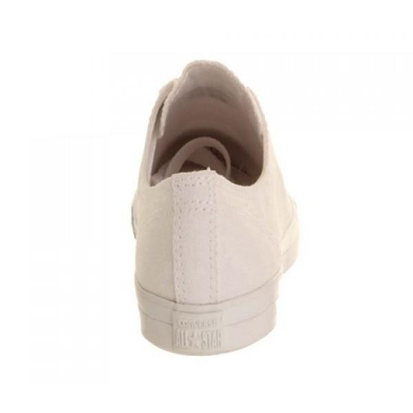 Converse Ctas Fancy White Mono Exclusive Women's Shoes