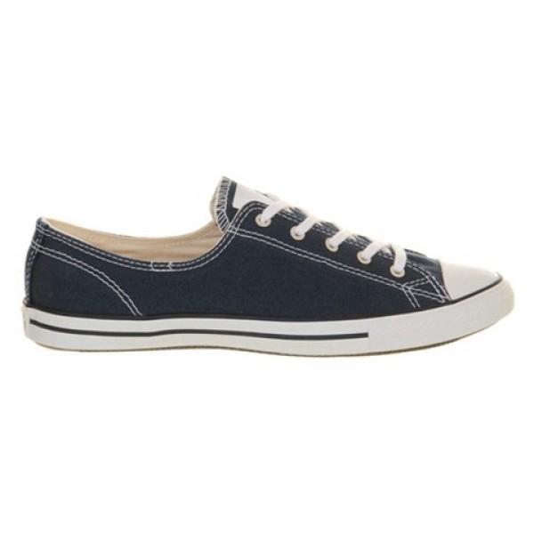 Converse Ctas Fancy Navy Women's Shoes