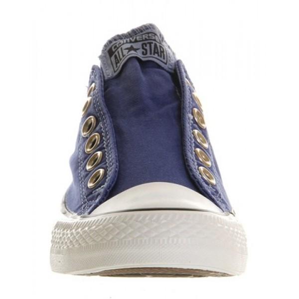 Converse Ctas Slip Radio Blue Women's Shoes