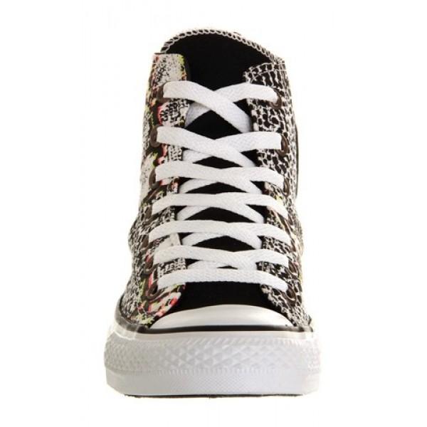 Converse Ctas Multi Panel White Multi Women's Shoes