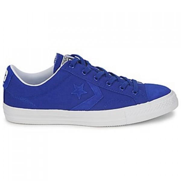 Converse Star Player Ox Blue Men's Shoes