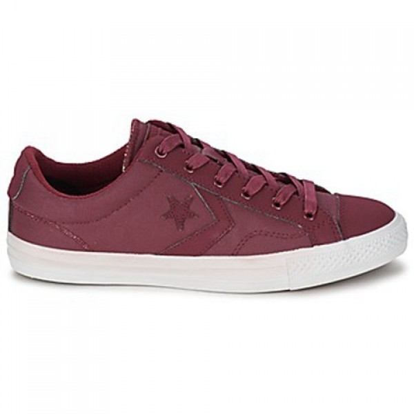 Converse Star Player Wax Tech Canvall Star Ox Bord...