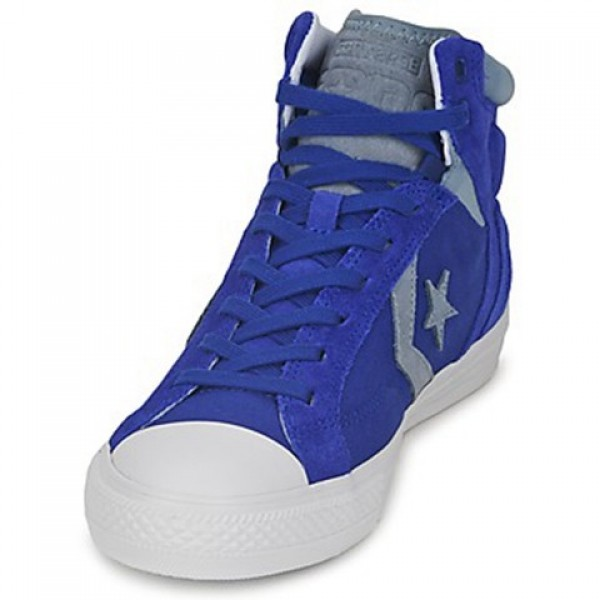 Converse Star Player Plus Blue Grey Men's Shoes