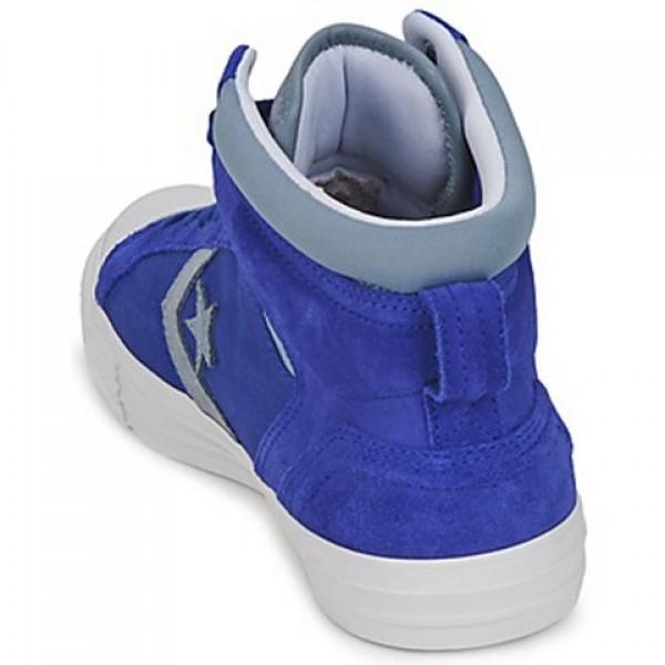 Converse Star Player Plus Blue Grey Men's Shoes